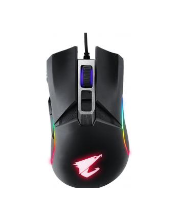 Gigabyte Mysz gamingowa AORUS M5, Black