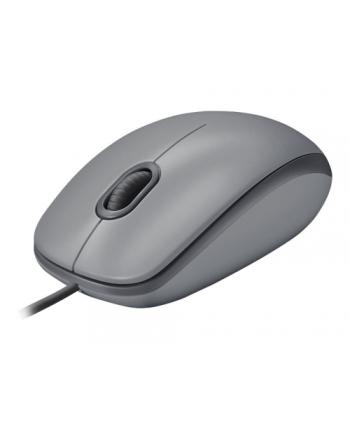 Logitech® Mysz M110 Silent MID GRAY - EMEA - USB