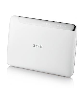 Zyxel LTE5366 4G LTE-A Category 6, 802.11ac Indoor IAD, 4xLAN, 1xWAN, 1xFXS POTS