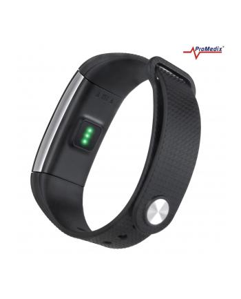 Promedix PR-500 Opaska Fitness Tracker Smartband Bluetooth Puls