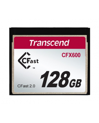Transcend CompactFlash Card CFast 128 GB