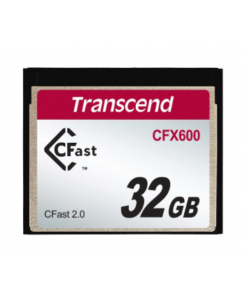 Transcend CompactFlash Card CFast 32 GB