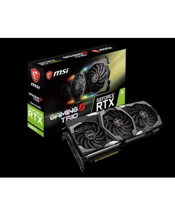 MSI GeForce RTX 2080 Ti GAMING X TRIO, 11GB GDDR6, 3xDP+HDMI+USB-C