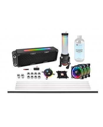 ThermaltakePacific M360 Plus D5 Hard Tube Water Cooling Kit