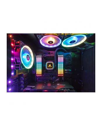 Corsair 32GB DDR4-3200 Quad-Kit - black - CMW32GX4M4C3200C14 - Vengeance RGB PRO