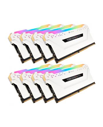 Corsair VENGEANCE RGB PRO, 32GB (2 x 16GB), DDR4, DRAM, 3200MHz, C16, White