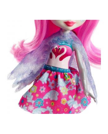 Mattel Enchantimals Enchantimals Swan Girl Saffi Swan - Pupp