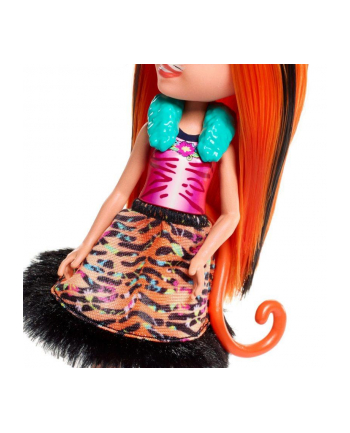 Mattel Enchantimals Enchantimals tiger girl Tanzie Tiger - doll