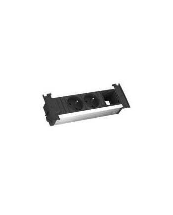 Bachmann KAPSA 92702 - 2x earthed socket - 1x custom module