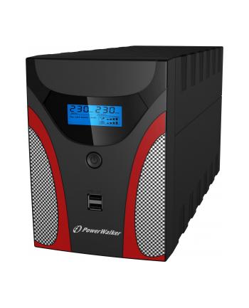 BlueWalker PowerWalker VI 2200 GX - UPS - black