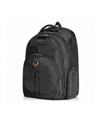 Everki Atlas 11.0 to 15.6 - backpack - black
