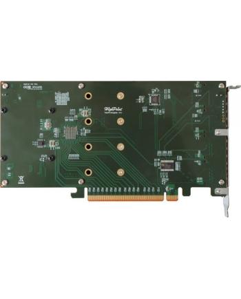 HighPoint SSD7101A-1 - 4x M.2