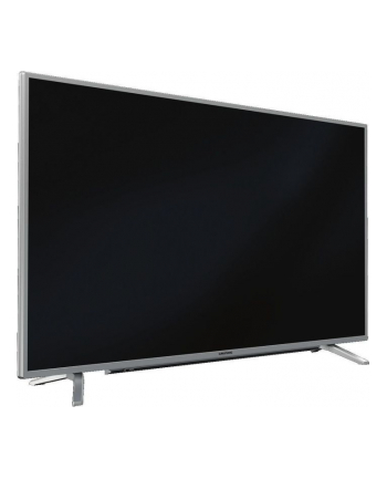 Grundig 40GFS6820 - 40 - LED-TV - Triple Tuner, WLAN, FullHD, HDMI - silver