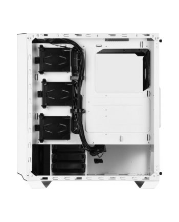 silverstone technology SilverStone SST-PM02W-G - white window