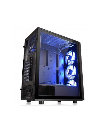 Thermaltake Versa J25 TG RGB - black window