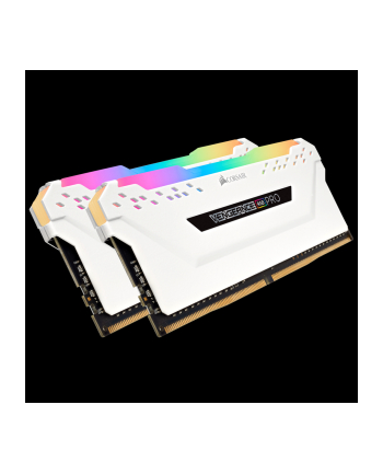 Corsair DDR4 32 GB 2666-CL16 - Dual-Kit - Vengeance RGB PRO White