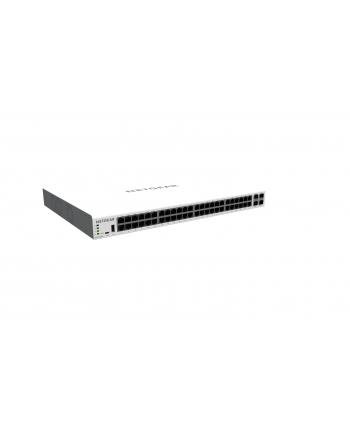Netgear GC752XP PoE/GE/XG/SMA/48 - 48x PoE+, PoE-Budget 505W