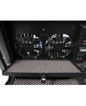 Chieftec UNC-410S-B-U3 400W - black - 4 height units - including 400 Watt power supply