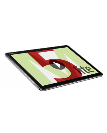 Huawei MediaPad M5 Lite LTE - 10.1 - 32GB - Android - grey