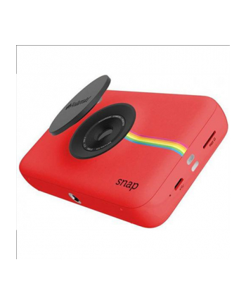 Polaroid Snap Red Instant Digital Camera