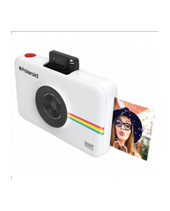 Polaroid Snap Touch White Instant Digital Camera