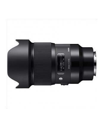 Sigma AF 20MM F/1.4 DG HSM for Sony E-mount [Art]