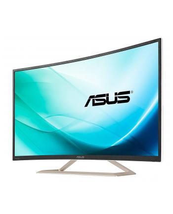 ASUS VA326N-W 31.5 Gaming Monitor/FHD/1920x1080/16:9/300 cd/㎡/4ms/178°(H)/178°(V)/D-Sub/Dual-link/DVI-D, White