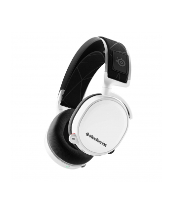 SteelSeries - Arctis 7 gaming headsets, White (2019 Edition)