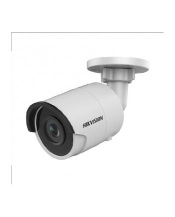 Hikvision IP kamera D/N DS-2CD2083G0-I F2.8, Bullet; Hikvision, EasyIP 3.0,H.265+/H.264+; 4K (8MPix), 2.8mm(~105°), EXIR 2.0 IR pašvietimas iki 30m, 120dB WDR, SD slot. IP67, PoE
