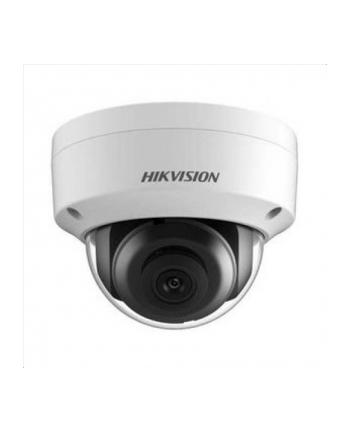 Hikvision IP kamera D/N DS-2CD2183G0-I F2.8, DOME; Hikvision, EasyIP 3.0, H.265+/H.264+; 4K (8MPix), 2.8mm(~105°), EXIR 2.0 IR pašvietimas iki 30m, 120dB WDR, SD slot. IP67, IK10, PoE