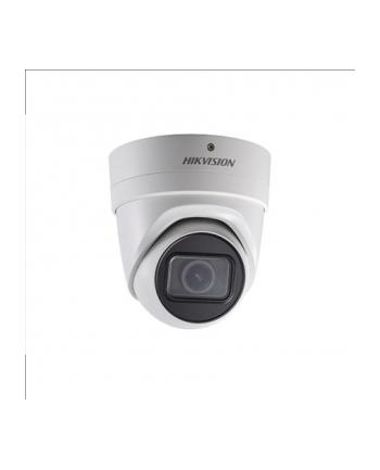 Hikvision IP kamera D/N DS-2CD2H43G0-IZS, DOME, 120dB WDR, Hikvision,EasyIP 2.0plus, H.265+/H.264+; 4MPix, 2.8-12mm(~115°-32°),EXIR IR pašvietimas iki 30m., AUDIO, IN/OUT, IP67, IK10