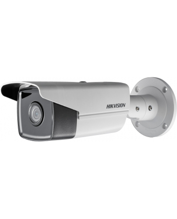 Hikvision IP kamera DS-2CD2T45FWD-I8 F4, Bullet; EasyIP3.0, H.265+/H.264+; 4MP, 4mm(88°), EXIR 2.0 IR pašvietimas iki 80m powered by Darkfig