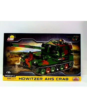 COBI SMALL ARMY Howitzer AHS Crab 700kl 2611