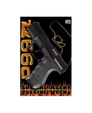 sohni - wicke Pistolet P99 Special Agent 25-shot 180mm 0483