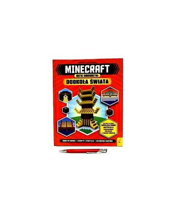 foksal Książ. Minecraft. Mistrz budownictwa dookoła świata