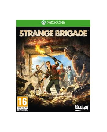 cenega Gra Xbox One Strange Brigade