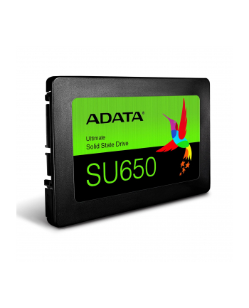 adata Dysk SSD Ultimate SU650 240G 2.5 S3 3D TLC Retail