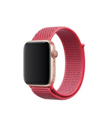 apple Opaska sportowa w kolorze hibiskusa do koperty 44 mm