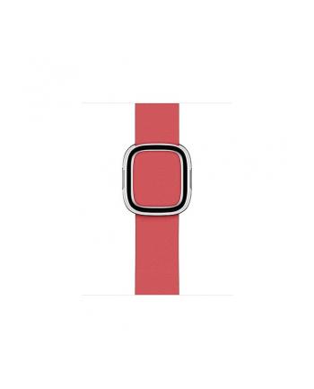 apple Pasek w kolorze zgaszonego różu z klamrą nowoczesną do koperty 40 mm - rozmiar S