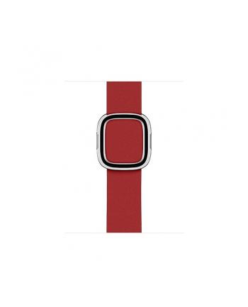 apple Pasek z klamrą nowoczesną (PRODUCT)RED do koperty 40 mm - rozmiar L