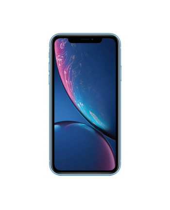 apple iPhone XR 256GB Niebieski
