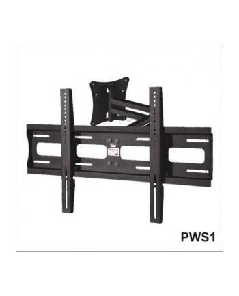 Ramię ścienne obrotowe podwójne, Edbak dla TV LCD/Plazma 32'' - 60'' PWS1 (zestaw SAP1 PWB1)