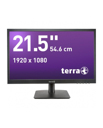 Monitor TERRA LED 2226W black HDMI GREENLINE PLUS