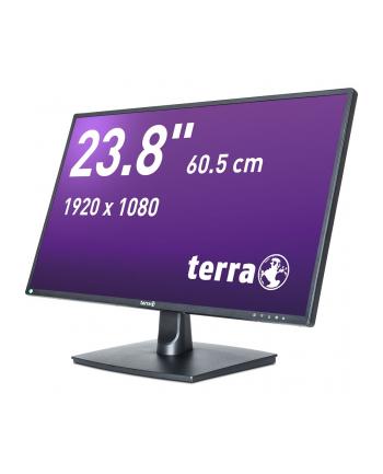 Monitor TERRA LED 2456W czarny DP, HDMI GREENLINE PLUS