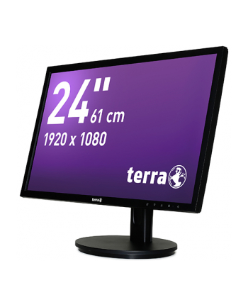 Monitor TERRA LED 2435W HA czarny DP+HDMI GREENLINE PLUS