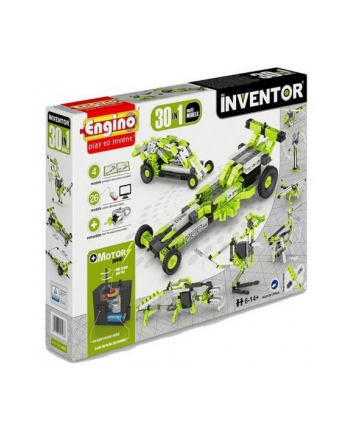 Klocki Engino Inventor 30w1 multi models motorized 3030 ENGINO