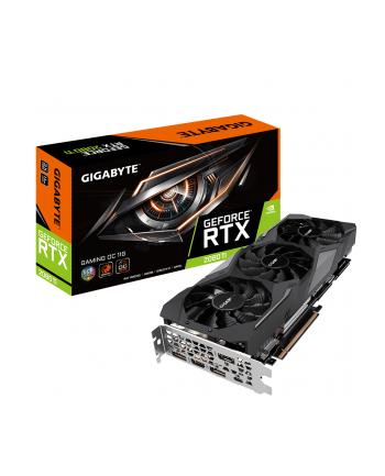 gigabyte Karta graficzna RTX 2080 TI GAMING OC 11GB GDDR6 352bit DP/HDMI/USB-c