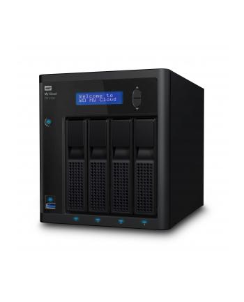 western digital Macierz dyskowa MyCloud PR4100 0TB WDBNFA0000NBK-EESN