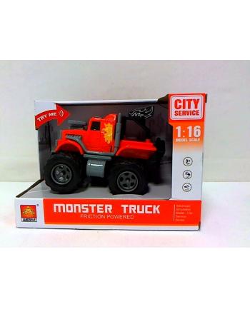 madej Monster truck z napędem św/dźw 86028