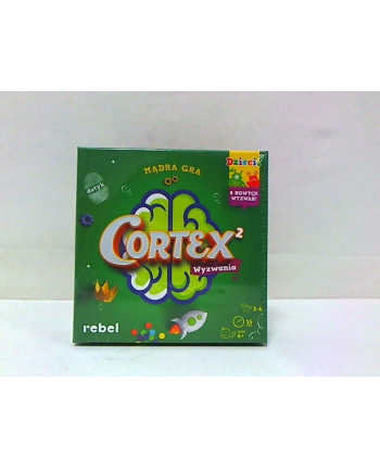 Rebel gra Cortex dla Dzieci 2 12433